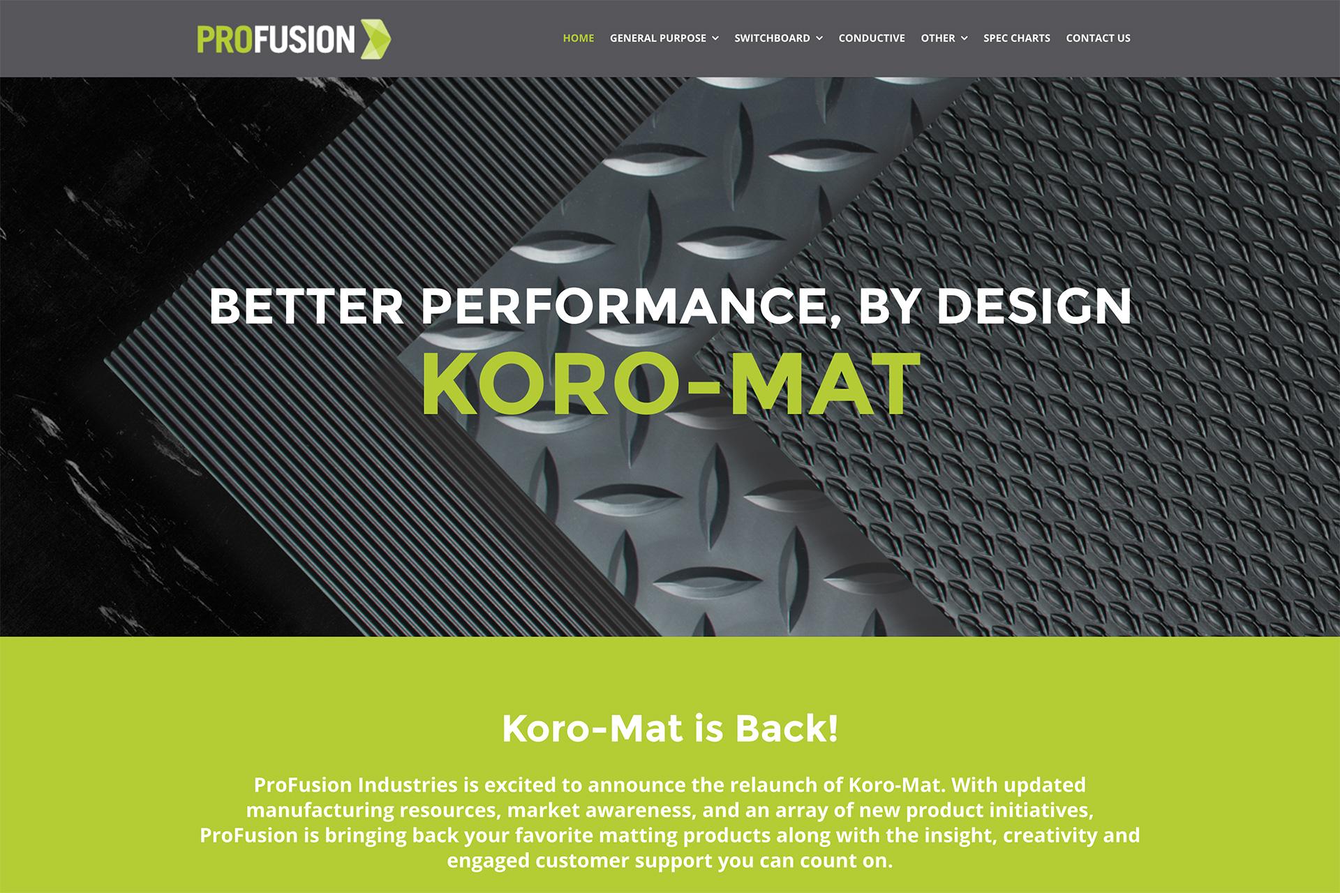 Koro-Mat