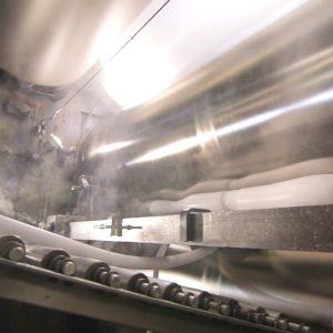 PVC Calendering process