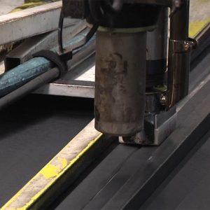 PVC Extrusion Welding