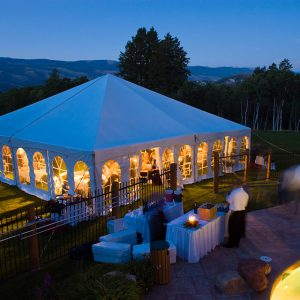 Tents & awning films